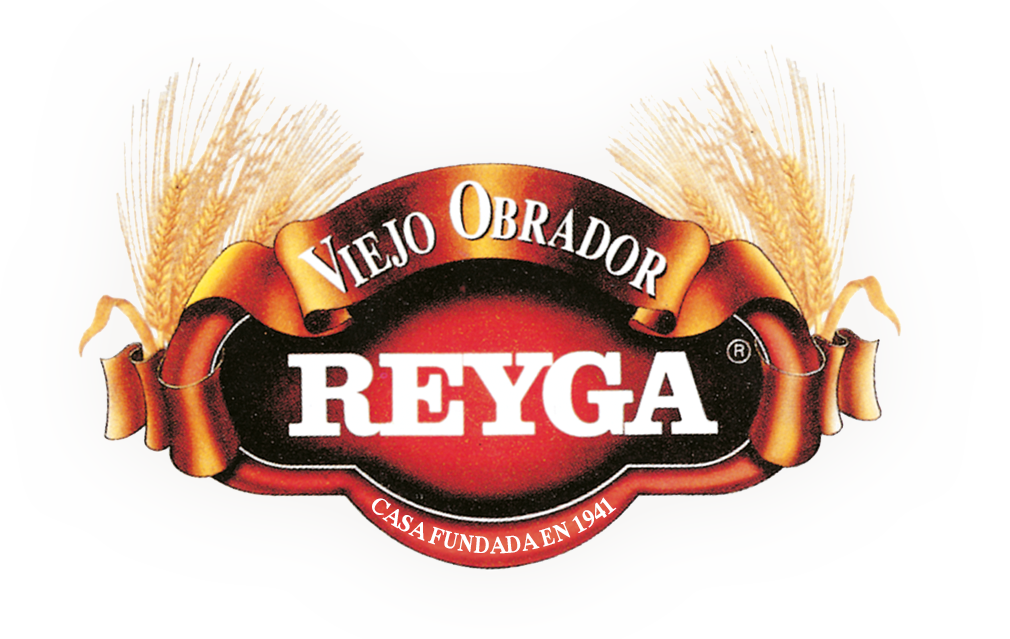 Logo Reyga Tagline